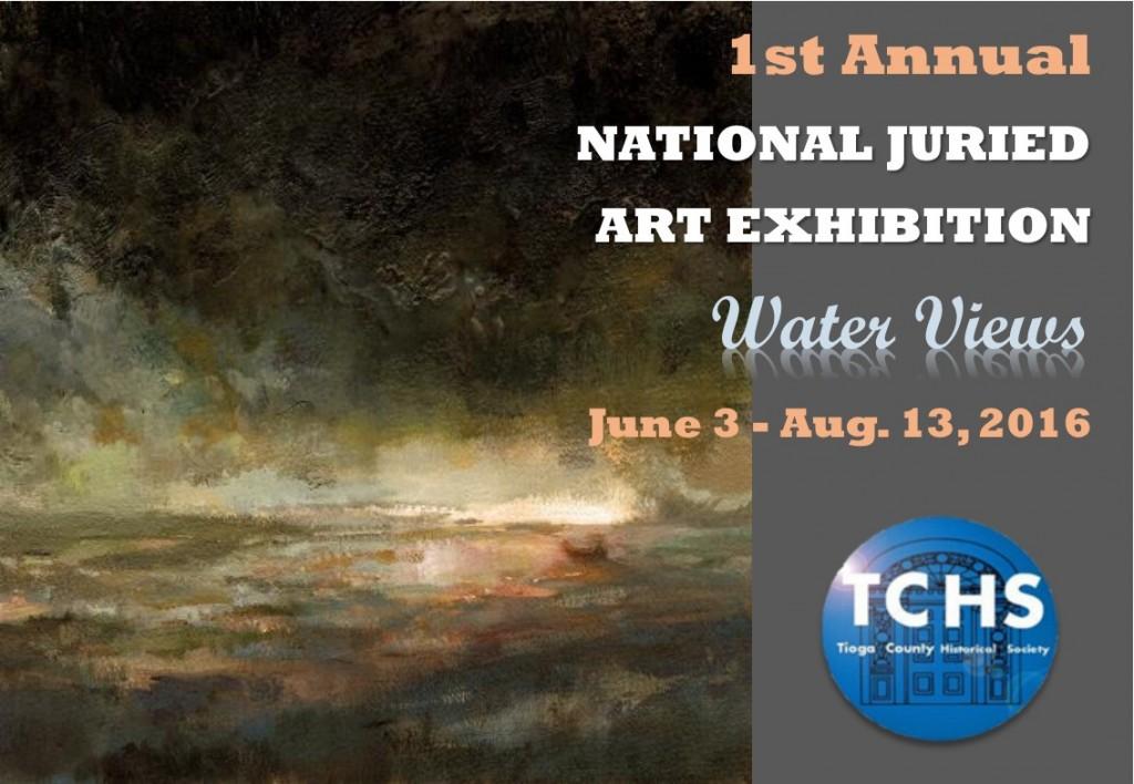 Juried Art Show @ Tioga County Historical Society | Owego | New York | United States