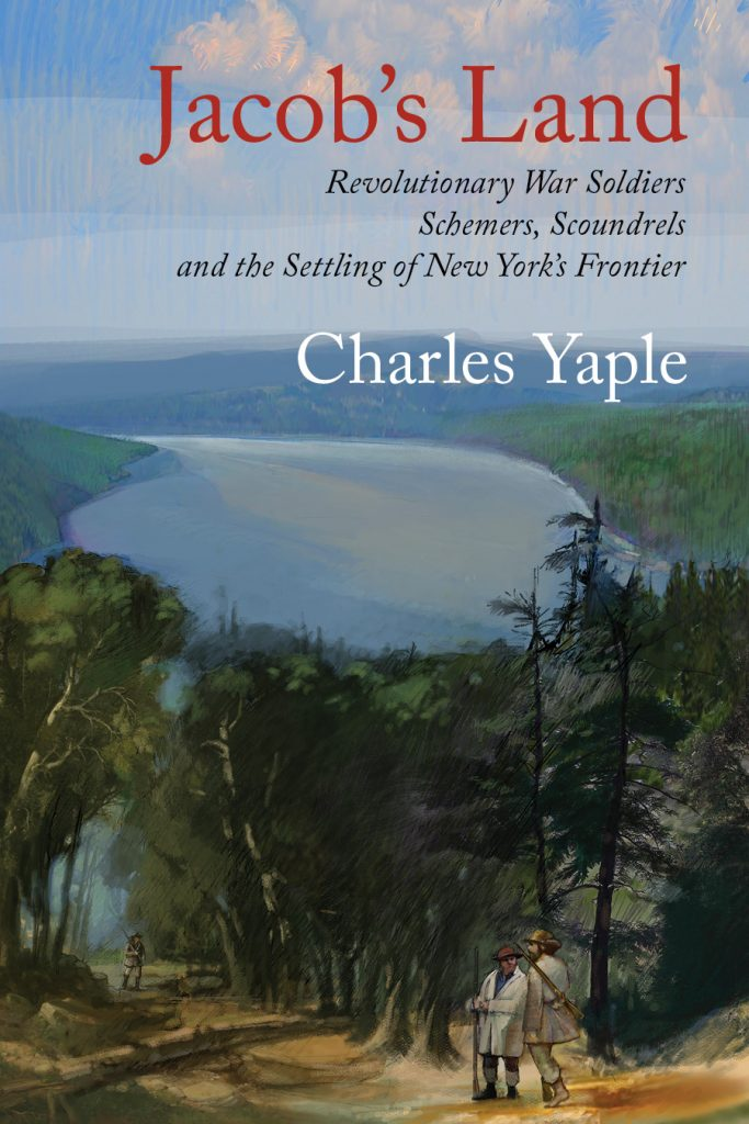 Jacob's Land: A Book Presentation and Discussion with Charles Yaple